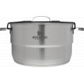 Stainless Steel - Stanley - The Even-Heat Camp Pro Cook Set