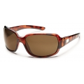 Tortoise - Suncloud - Cookie - Brown Polarized Polycarbonate