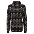 Black                     - Sherpa Adventure Gear - Women's Pema Pullover Sweater