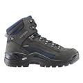 Dark Gray/Navy - LOWA Boots - Men's Renegade GTX Mid