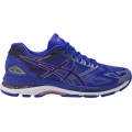 Blue Purple/Violet/Airy Blue - ASICS - Women's GEL-Nimbus 19
