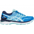 Diva Blue/White/Aqua Splash - ASICS - Women's GT-2000 5
