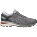 Carbon/Mid Grey - ASICS - Women's Gel-Kayano 25