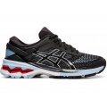 BLACK/HERITAGE BLUE - ASICS - Women's Gel-Kayano 26