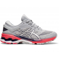 PIEDMONT GREY/SILVER - ASICS - Women's Gel-Kayano 26