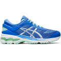 Blue Coast/Pure Silver - ASICS - Women's Gel-Kayano 26