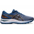 Glacier Grey/Graphite Grey - ASICS - Men's Gel-Nimbus 22