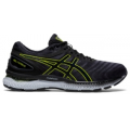 Carrier Grey/Lime Zest - ASICS - Men's Gel-Nimbus 22