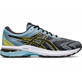 Smoke Blue/Black - ASICS - Men's GT-2000 8