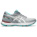 Sheet Rock/White - ASICS - Women's Gel-Nimbus 22
