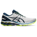 Glacier Grey/French Blue                     - ASICS - Men's Gel-Kayano 27