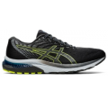Graphite Grey/Lime Zest - ASICS - Men's Gel-Cumulus 22