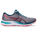 Piedmont Grey/Magnetic Blue - ASICS - Men's Gel-Cumulus 22