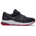 Carrier Grey/Pure Silver                     - ASICS - Kid's GT-1000 10 GS