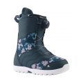 Midnite Blue / Multi - Burton - Women's Burton Mint Boa Snowboard Boot