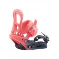 Pink Fade - Burton - Women's Burton Stiletto Re:Flex Snowboard Binding