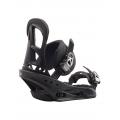 Black - Burton - Women's Burton Stiletto Re:Flex Snowboard Binding
