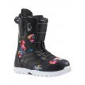 Black / Multi - Burton - Women's Mint Snowboard Boot