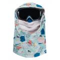Pastel Pink - Burton - Kids' Anon MFI Hooded Clava