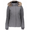 Charcoal - Obermeyer - Women's Tuscany II Jacket