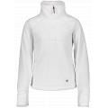 White - Obermeyer - Furry Fleece Top