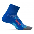 Cobalt/Lava - Feetures! - Elite Light Cushion Quarter