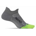 Graphite/Black - Feetures! - Elite Light Cushion No Show Tab