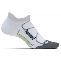 White/Black - Feetures! - Elite Max Cushion No Show Tab