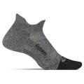 Gray - Feetures! - Elite Light Cushion No Show Tab