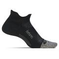 Black - Feetures! - Elite Light Cushion No Show Tab