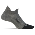 Gray - Feetures! - Elite Ultra Light No Show Tab