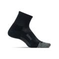 Black - Feetures - Elite Light Cushion Quarter