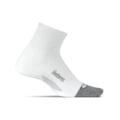 White - Feetures - Elite Light Cushion Quarter
