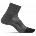Gray - Feetures! - Elite Max Cushion Quarter