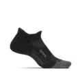 Charcoal - Feetures - Merino 10 Cushion No Show Tab