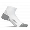 White - Feetures - PF Relief Light Cushion Quarter