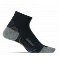 Black - Feetures - PF Relief Light Cushion Quarter