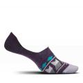Mauve - Feetures - Women's Hidden Patchwork