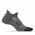 Gray - Feetures - Elite Max Cushion No Show Tab