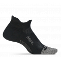 Black - Feetures - Elite Ultra Light No Show Tab