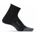 Black - Feetures - Elite Ultra Light Quarter