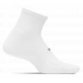 White - Feetures - High Performance Cushion Quarter