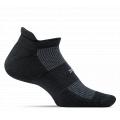 Black - Feetures - High Performance Ultra Light No Show Tab