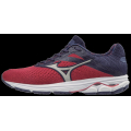 Purple Potion-Silver - Mizuno - Wave Rider 23 Womens
