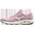 Ballerina-Snow White - Mizuno - Wave Inspire 16 Waveknit Women