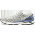 Lunar Rock-White - Mizuno - Wave Rider 24 Waveknit Womens