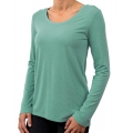 Bottle Green - Free Fly Apparel - Women's Bamboo Flex Long Sleeve