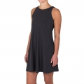 Heather Black - Free Fly Apparel - Women's Bamboo Flex Dress