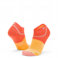 Red/Orange - Wigwam - Surpass Ultra Lightweight Low - SynchroKnit
