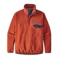 Roots Red - Patagonia - Men's Synch Snap-T Pullover